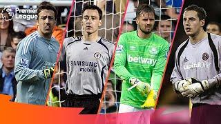 Outfield Players As Goalkeepers | Premier League Edition
