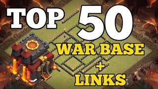 TOP 50 Townhall 10 War Base | TH10 War Base | TH10 CWL Base