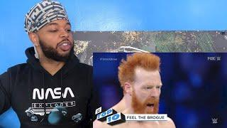 WWE Top 10 Friday Night SmackDown moments: Feb. 14, 2020 | Reaction