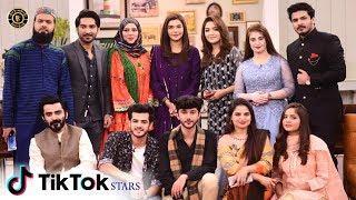 Good Morning Pakistan   Tik Tok Stars Exclusive INTERVIEW   Top Pakistani Show