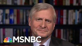 Meacham: We Can't Let Rule Of Law Be Trampled By The Demagogue Of A Moment | The 11th Hour | MSNBC
