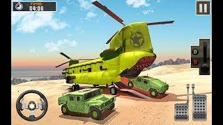 US Army Truck Transport Part-2 | Amazing Android GamePlay | By Game Crazy