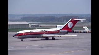 Top 5 deadliest Dan-air crashes
