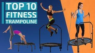 Top 10: Best Rebounders for 2020 / Best Exercise Trampoline for Fitness, Cardio, Balance, Strength
