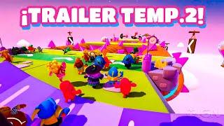 TRAILER TEMPORADA 2  -  FALL GUYS Knight Fever