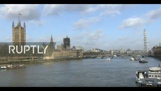 LIVE from London as UK wakes up out of the European Union