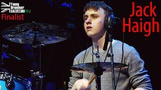 Young Drummer of the Year 2020 - Finalist - Jack Haigh