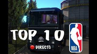 TOP 10 MOMENTOS NBA DE LA DÉCADA | Copiloto Episodio #1 | Euro Truck Simulator 2