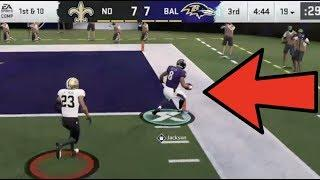 Madden 20 NOT Top 10 Plays of the Week Episode 17 - He Stepped OUT OF BOUNDS!