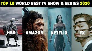 Top 10 World Best Tv Series And Web Series 2020  Must Watch  Hindi & English
