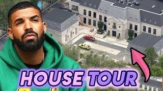 Drake | House Tour 2020 | Yolo Estate, The 6ix Mansion & more