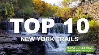 Top 10 Trails in New York Sneak Peek