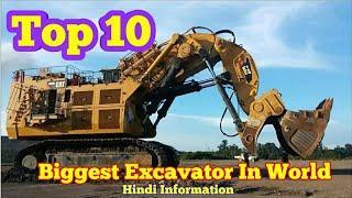 10 World's Dangerous Largest Shovel Excavator Powerful Heavy Biggest Machines in Action