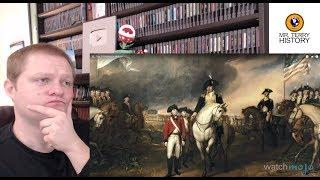 "A History Teacher Reacts | ""Top 10 Battles in History"" by WatchMojo"