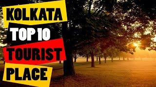 Kolkata top 10 tourist place list || best visiting place || picnic spot || tourism video ranking
