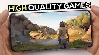 TOP 10 BEST FREE ANDROID/IOS GAMES IN 2020   OFFLINE & ONLINE   HIGH GRAPHICS ANDROID GAMES