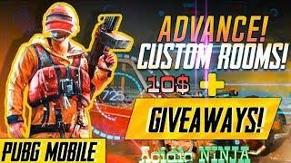 PUBG Mobile #GIVEAWAY | 10$ Giveaway 0n 3.5k Subs | #AcidicNinjaYT #acidicninja