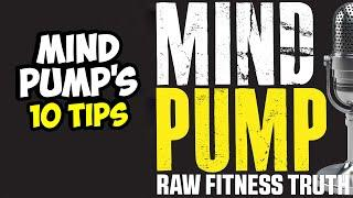 Mind Pump's Top 10 Health Tips (from Mind Pump Podcast)