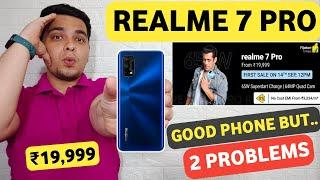 Realme 7 Pro : Good Phone But With 2 Problems | Realme 7 Pro Price | Realme 7 Pro India