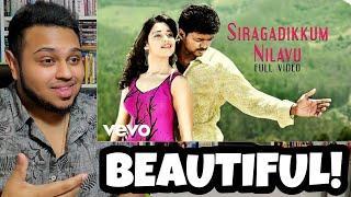 Suraa - Siragadikkum Nilavu Video Song Reaction   10 Year Anniversary   Thalapathy Vijay   Master