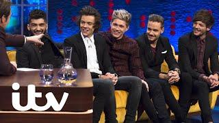 One Direction's Best Moments On The Jonathan Ross Show