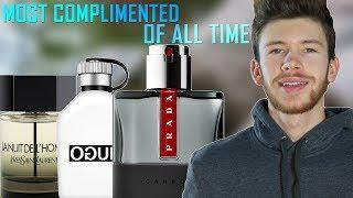 TOP 10 MOST COMPLIMENTED FRAGRANCES OF ALL TIME | THE BEST FRAGRANCES FOR MEN