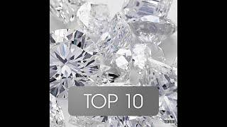 Top 10 Most streamed WHAT A TIME TO BE ALIVE Songs of Drake & Future (Spotify) 06.12.20