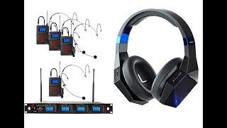 Best Wireless Headset System with Lifter | Top 10 Wireless Headset System with Lifter For 2021 |
