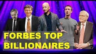 TOP 10 RICHEST PEOPLE IN THE WORLD - FORBES | PINAKA MAYAMAN SA MUNDO 2020 | MikeeTV VIRALS
