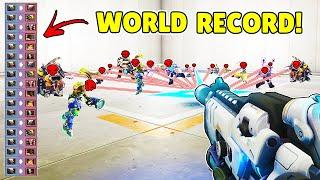Fastest Kills in HISTORY! [WORLD RECORD!] - Overwatch Best Plays & Funny Moments #214