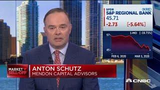 I'd rather own bank stocks over 10-year treasury for next 10 years: Anton Schutz
