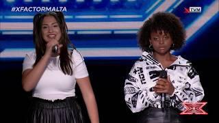 IMPRESSIVE girl group STUN the crowd | No Name Group | Chair Challenge S02