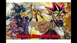 Character Deck - Pharoah Atem DSOD Deck