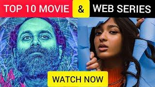 Top 10 Best movie & Web Series to watch this Month on Netflix Amazon Hotstar Zee & Mx player