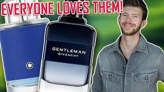 10 FRAGRANCES ANY GUY CAN WEAR ANY TIME! - SCENTS EVERYONE IS GUARANTEED TO LOVE