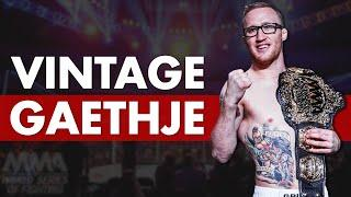 10 Early Justin Gaethje Fights That You HAVE To See