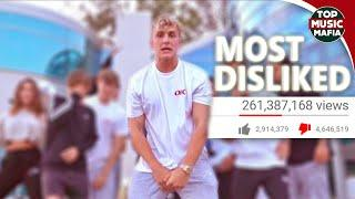 Top 100 Most Disliked Songs Of All Time On YouTube (March 2020)