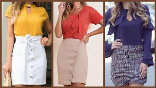 Top gorgeous Pencil skirt dresses for women 2k20//stylish skirts for office wear 2020
