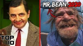Top 10 Scary Mr. Bean Theories