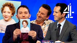 Lee Mack, Jon Richardson & More Show Hilarious Childhood Photos! | 8 Out of 10 Cats Does Countdown