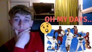 British Soccer fan reacts to The Top 10 Iconic Skill Moves in Sports