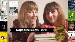 Najlepsze książki 2019 r. TOP 10 i Okejka Krótkiej Przerwy