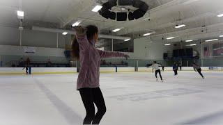 Come Figure Skating With Me... again (routine version)