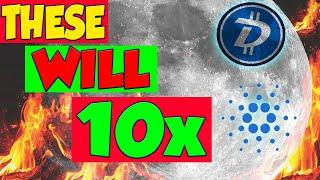 CRYPTO'S THAT WILL 10X!!! **MASSIVE GAINS**