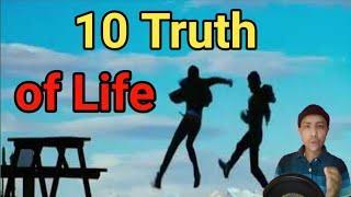 Top 10 greatest truths of life | जीवन की 10 सबसे बड़ी सच्चाई, truths hurts,