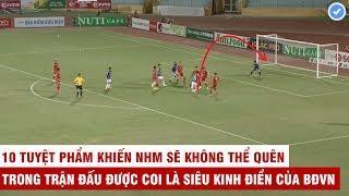 Top 10 bàn thắng cảm xúc nhất trong Đại chiến CLB TP. HCM - Hà Nội FC   Siêu Kinh Điển của BĐVN