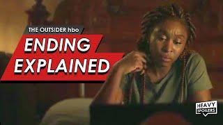 THE OUTSIDER: Episode 10 Breakdown, Ending Explained, Post Credits Scene & Season 2   Full Review