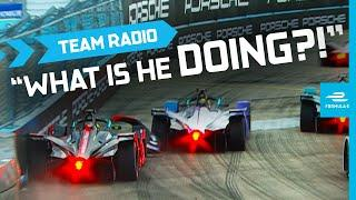 Best Team Radio | Rounds 10 & 11 | 2020 Berlin E-Prix