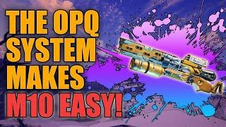 Borderlands 3 | The OPQ System Makes Mayhem 10 EASY! Drop Spot and Review