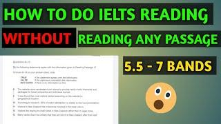 Ielts Reading Tips | Will Get 7+ Bands With Secret Tips | ielts study hub |